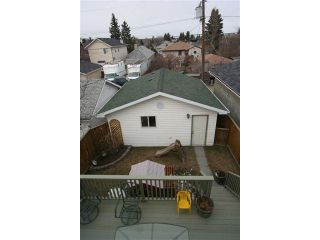 Photo 20: 250 25 Avenue NE in CALGARY: Tuxedo Residential Detached Single Family for sale (Calgary)  : MLS®# C3421200