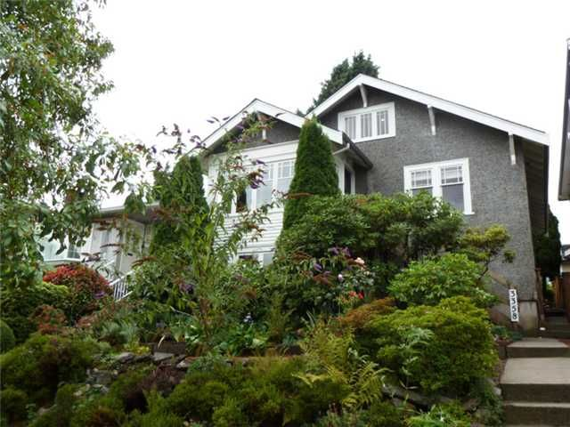 Main Photo: 3358 CHURCH ST in Vancouver: Collingwood VE House for sale (Vancouver East)  : MLS®# V912252