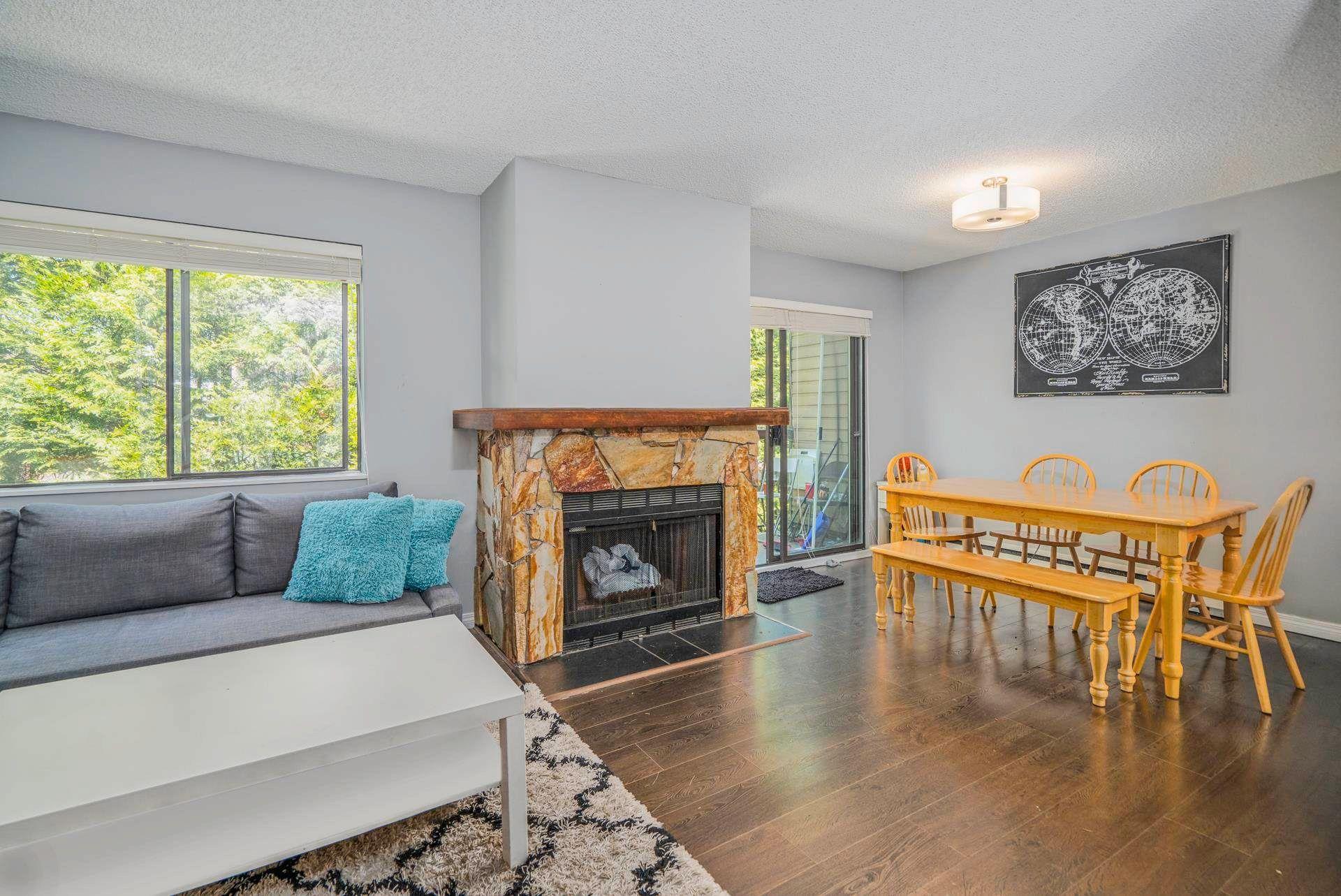 "Main Photo: 202 7095 133B Street in Surrey: West Newton Townhouse for sale in ""Sun Creek"" : MLS®# R2614920"