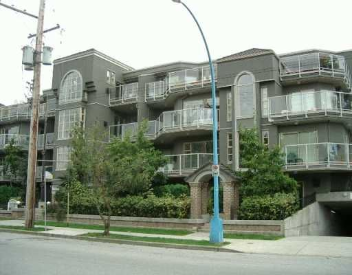 """Main Photo: 308 2360 WILSON AV in Port Coquiltam: Central Pt Coquitlam Condo for sale in """"RIVER WYND"""" (Port Coquitlam)  : MLS®# V560164"""