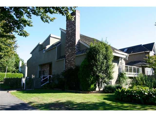 Main Photo: 2668 W 18TH AV in Vancouver: Arbutus House for sale (Vancouver West)  : MLS®# V1027005