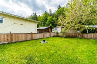 "Photo 28: 28 3942 COLUMBIA VALLEY Road: Cultus Lake Manufactured Home for sale in ""Cultus Lake Village"" : MLS®# R2575446"