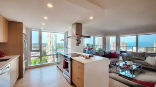 """Photo 2: 1402 1020 HARWOOD Street in Vancouver: West End VW Condo for sale in """"Crystalis"""" (Vancouver West)  : MLS®# R2598262"""