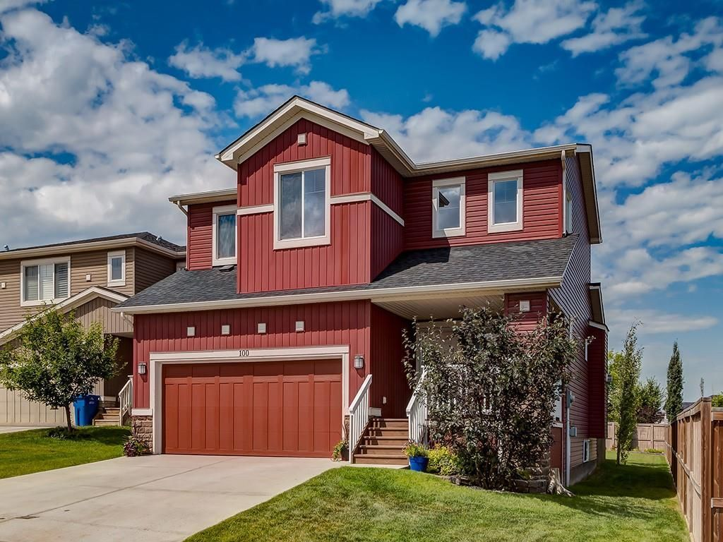 Main Photo: 100 WEST CREEK Green: Chestermere Detached for sale : MLS®# C4261237