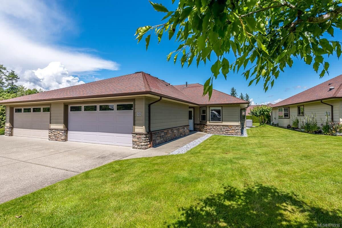 Main Photo: 22 2006 Sierra Dr in Campbell River: CR Campbell River Central Half Duplex for sale : MLS®# 878916