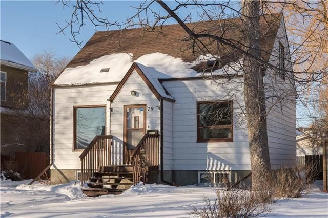 FEATURED LISTING: 79 Fifth Avenue Winnipeg