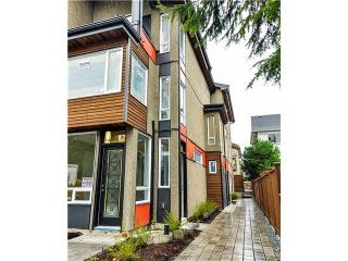 """Photo 19: 1808 E PENDER Street in Vancouver: Hastings Townhouse for sale in """"AZALEA HOMES"""" (Vancouver East)  : MLS®# V1051679"""