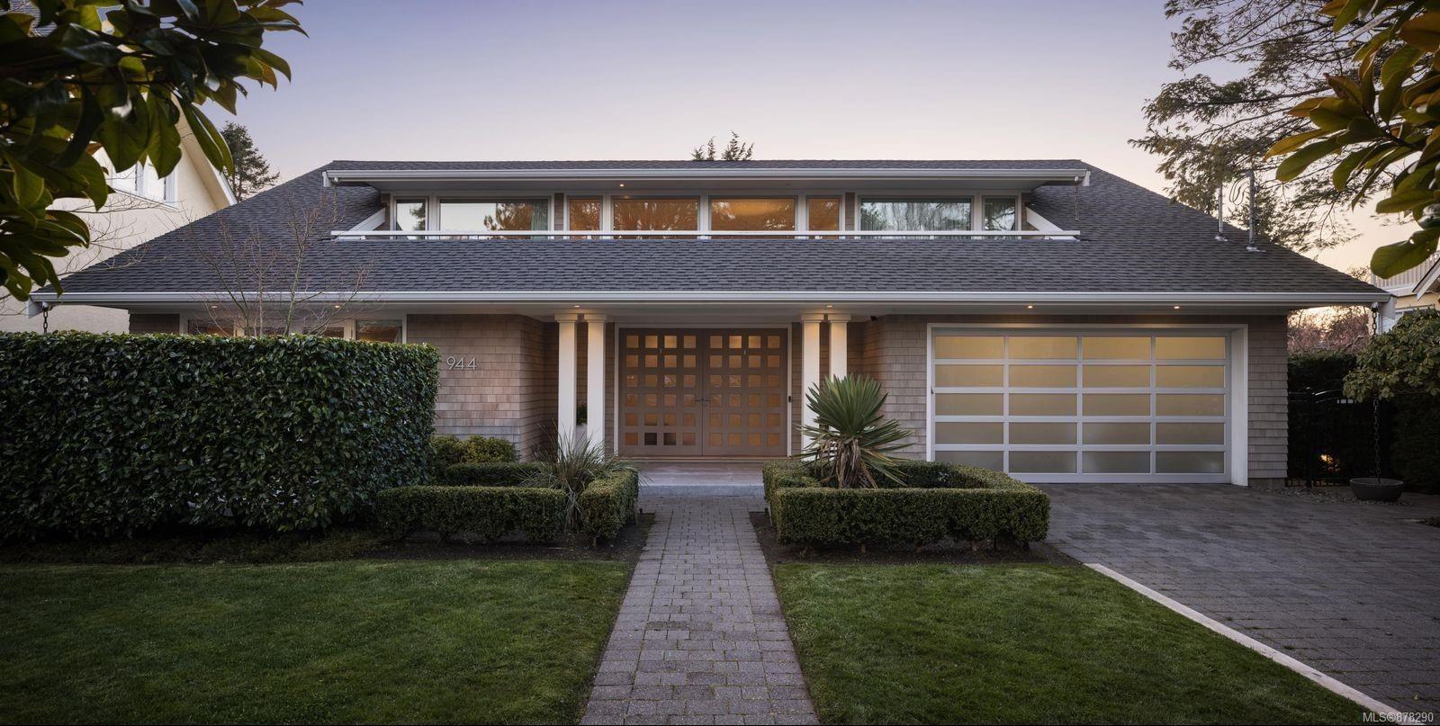 Main Photo: 944 Island Rd in : OB South Oak Bay House for sale (Oak Bay)  : MLS®# 878290