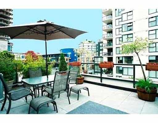 """Main Photo: 1437 W 7TH AV in Vancouver: Fairview VW Townhouse for sale in """"PORTICO"""" (Vancouver West)  : MLS®# V606387"""