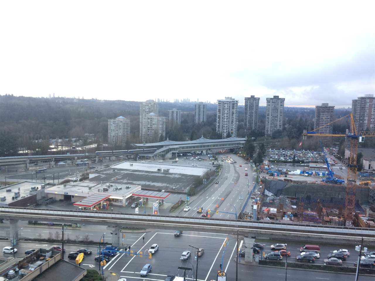"""Main Photo: Map location: 1402 518 WHITING Way in Coquitlam: Coquitlam West Condo for sale in """"UNION"""" : MLS®# R2430883"""