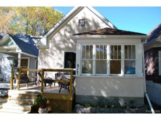 Photo 3: 317 Arnold Avenue in WINNIPEG: Manitoba Other Residential for sale : MLS®# 1321742