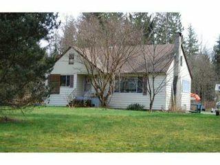 Photo 1: 12128 256th Street in Maple Ridge: Home for sale : MLS®# V1013647