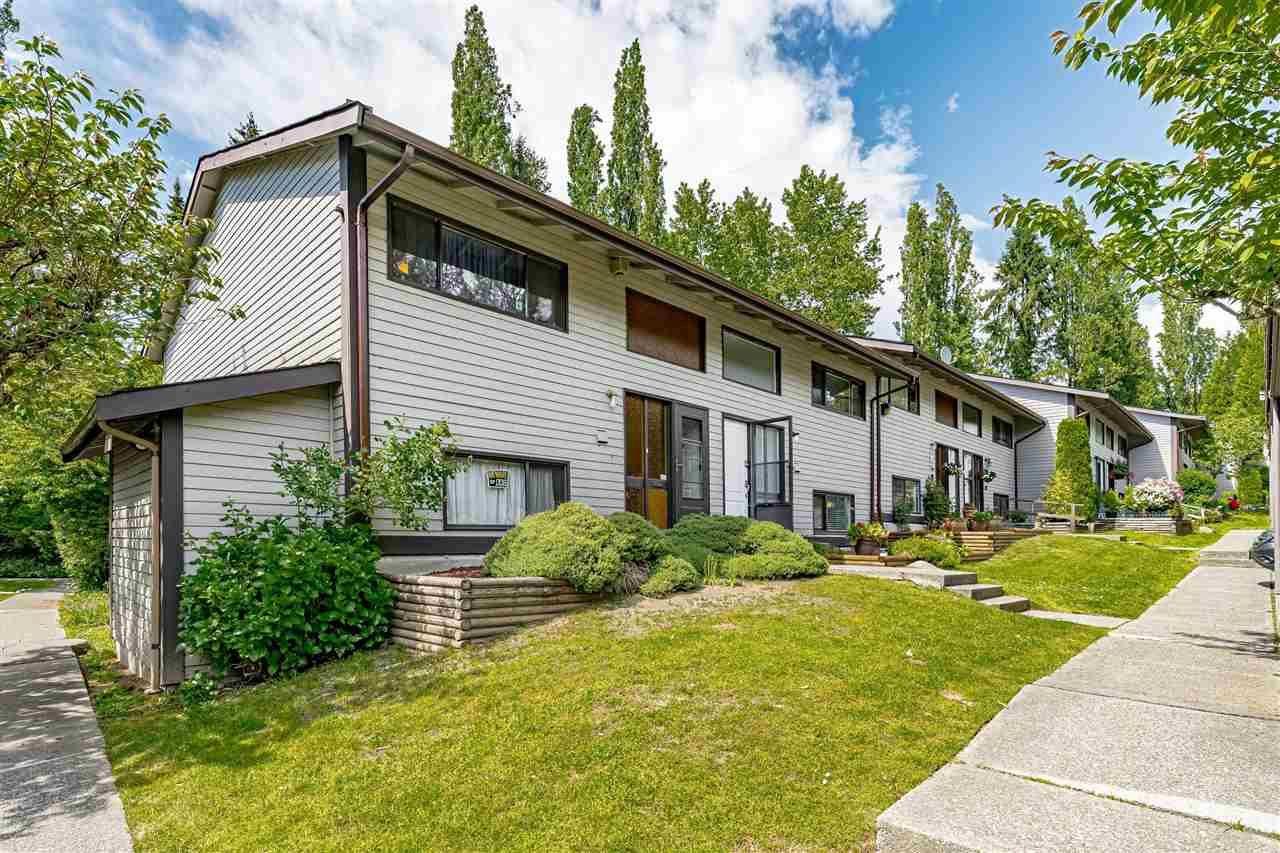 "Main Photo: 2867 NEPTUNE Crescent in Burnaby: Simon Fraser Hills Townhouse for sale in ""Simon Fraser Hills"" (Burnaby North)  : MLS®# R2582519"