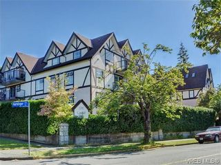 Photo 1: 204 1246 Fairfield Rd in VICTORIA: Vi Fairfield West Condo for sale (Victoria)  : MLS®# 740928