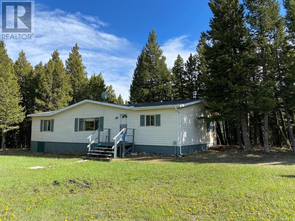 Main Photo: 5276 19 Avenue in Coleman: House for sale : MLS®# A1113553