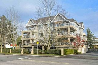 "Photo 1: 202 5568 201A Street in Langley: Langley City Condo for sale in ""Michaud Gardens"" : MLS®# R2470791"