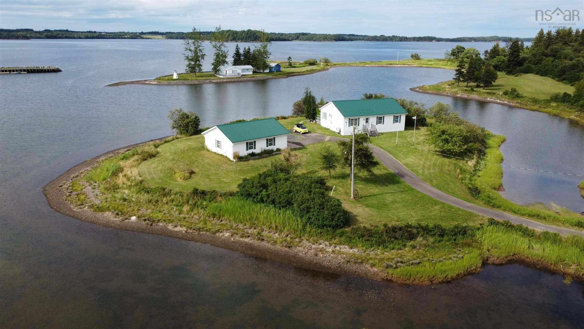 Main Photo: 1709 Shore Road in Merigomish: 108-Rural Pictou County Residential for sale (Northern Region)  : MLS®# 202120402