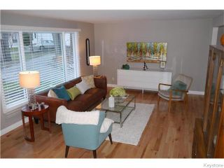 Photo 3: 23 Linacre Road in Winnipeg: Fort Richmond Residential for sale (1K)  : MLS®# 1629235