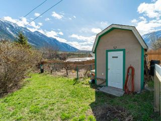 Photo 34: 127 MCEWEN ROAD: Lillooet House for sale (South West)  : MLS®# 161388