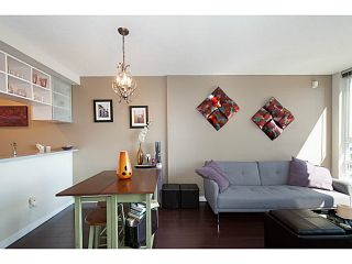 "Photo 8: 1103 928 BEATTY Street in Vancouver: Yaletown Condo for sale in ""The Max 1"" (Vancouver West)  : MLS®# V1115443"