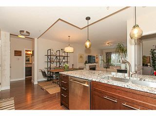 "Photo 12: 306 4689 52A Street in Ladner: Delta Manor Condo for sale in ""CANU"" : MLS®# V1102897"