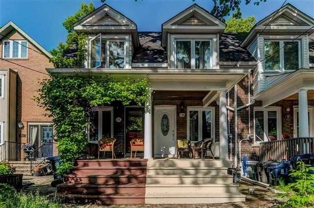 Main Photo: 278A Lee Avenue in Toronto: The Beaches House (2-Storey) for lease (Toronto E02)  : MLS®# E4980536
