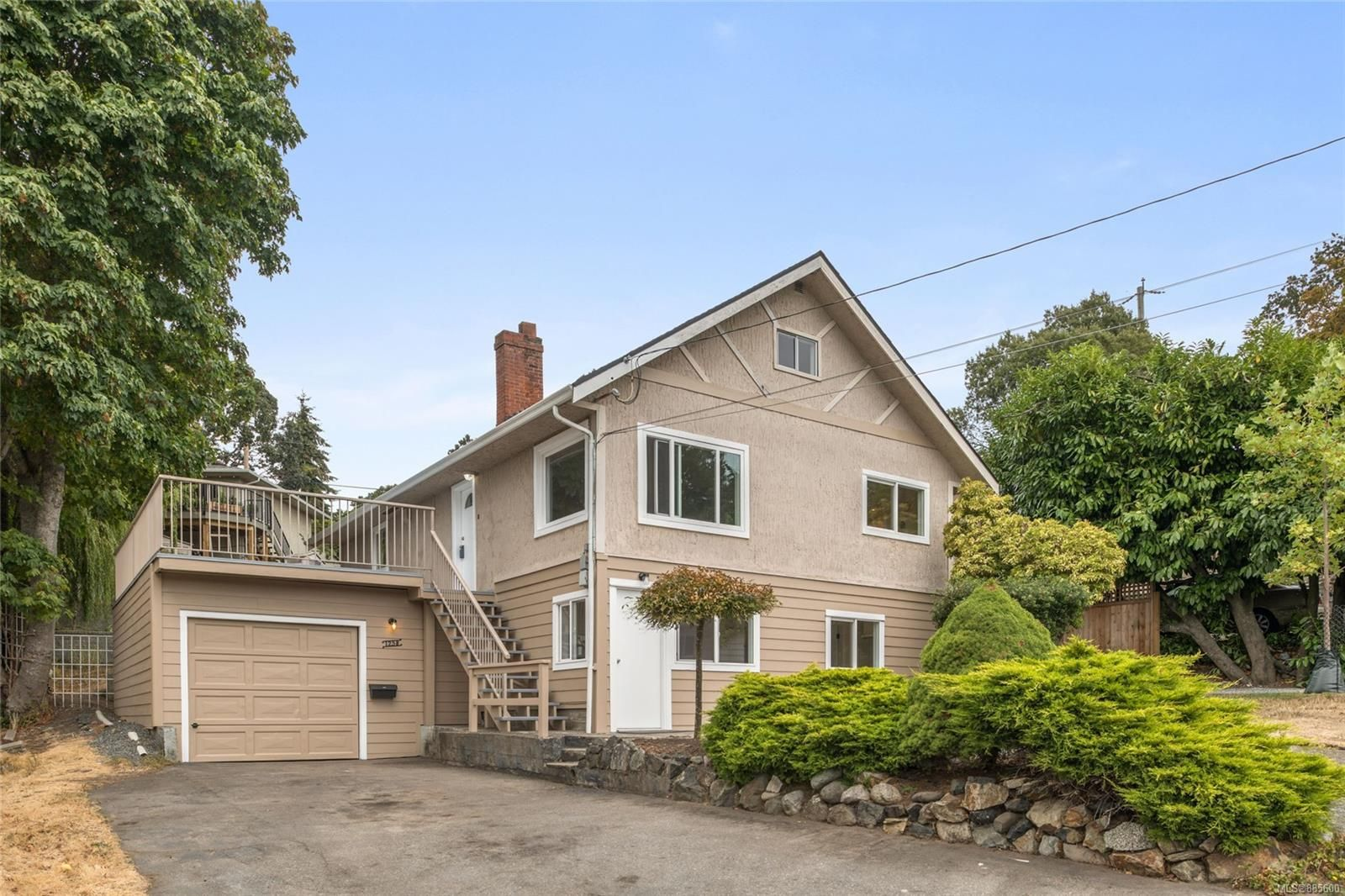 Main Photo: 1258 Woodway Rd in : Es Rockheights House for sale (Esquimalt)  : MLS®# 885600