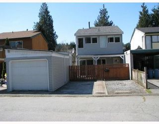 "Photo 1: 886 PINEBROOK Place in Coquitlam: Meadow Brook House for sale in ""MEADOWBROOK"" : MLS®# V760472"