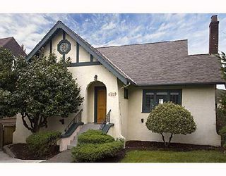 Photo 1: 3529 ARBUTUS Street in Vancouver: Arbutus House for sale (Vancouver West)  : MLS®# V745481