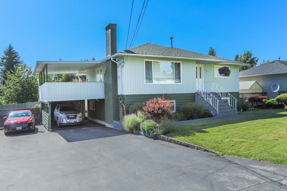 Main Photo: 432 DRAYCOTT STREET in Coquitlam: Central Coquitlam House for sale : MLS®# R2180799