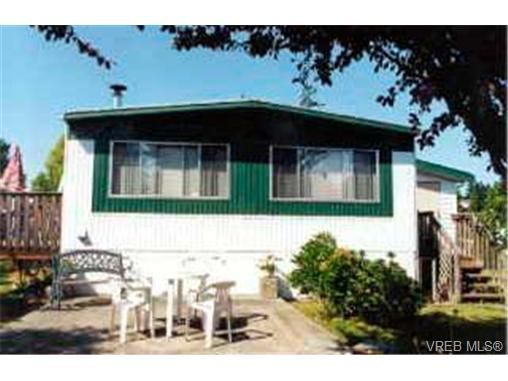 Main Photo: 37 2206 Church Rd in SOOKE: Sk Broomhill Manufactured Home for sale (Sooke)  : MLS®# 277926