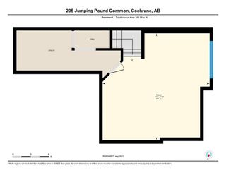 Photo 42: 205 Jumping Pound Common: Cochrane Row/Townhouse for sale : MLS®# A1138561