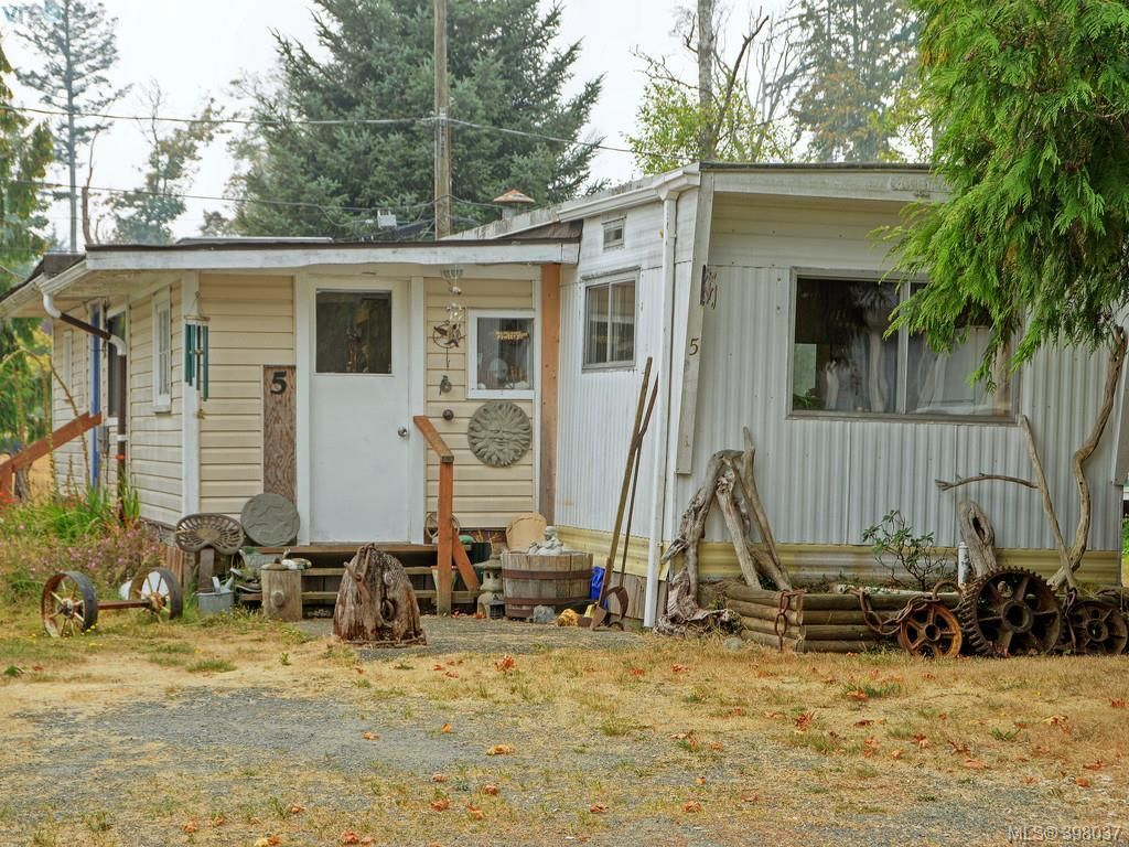 Main Photo: 5 2206 Church Rd in SOOKE: Sk Broomhill Manufactured Home for sale (Sooke)  : MLS®# 796312
