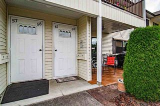 """Photo 22: 62 32959 GEORGE FERGUSON Way in Abbotsford: Central Abbotsford Townhouse for sale in """"Oakhurst Park"""" : MLS®# R2529608"""