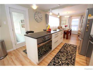Photo 6: 798 Honeyman Avenue in WINNIPEG: West End / Wolseley Residential for sale (West Winnipeg)  : MLS®# 1525670