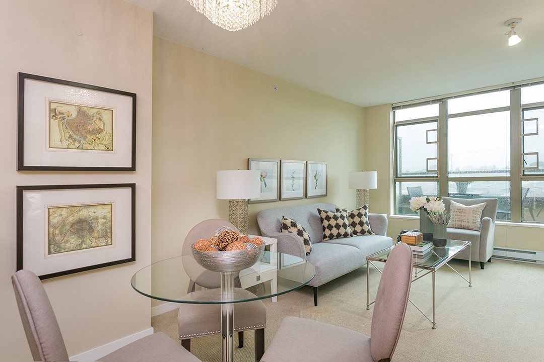 """Main Photo: 706 2799 YEW Street in Vancouver: Kitsilano Condo for sale in """"TAPESTRY AT ARBUTUS WALK"""" (Vancouver West)  : MLS®# R2255662"""
