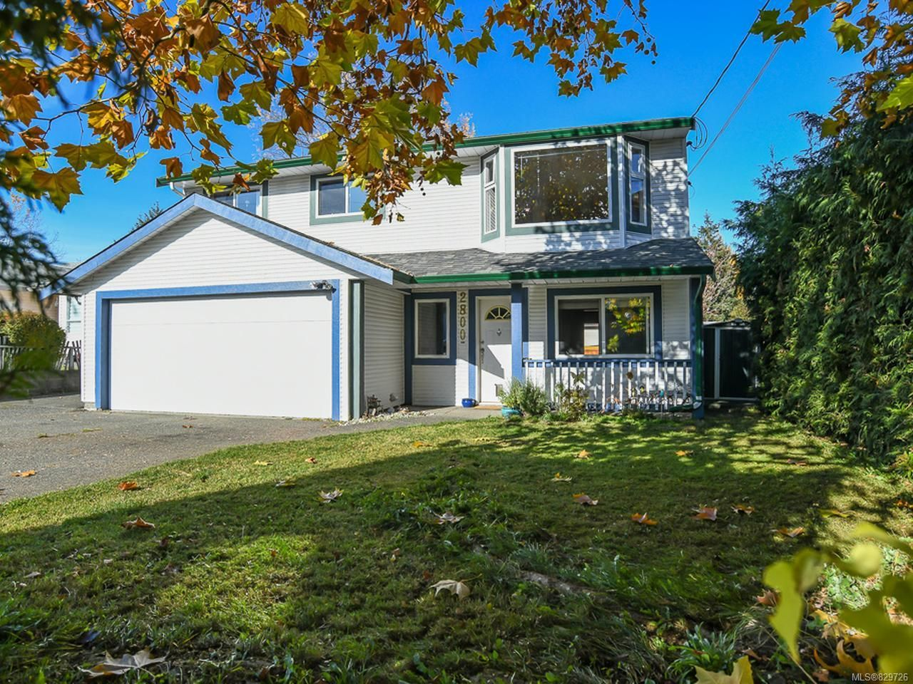 Main Photo: 2800 Windermere Ave in CUMBERLAND: CV Cumberland House for sale (Comox Valley)  : MLS®# 829726