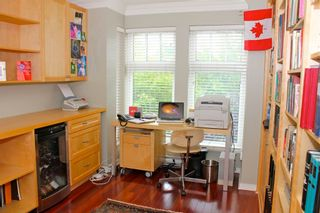 Photo 19: 1709 MAPLE Street in Vancouver: Kitsilano Townhouse for sale (Vancouver West)  : MLS®# V1066186