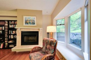 """Photo 7: 8895 FINCH Court in Burnaby: Forest Hills BN Townhouse for sale in """"PRIMROSE HILL"""" (Burnaby North)  : MLS®# R2061604"""