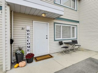 Photo 21: 21 4949 57 STREET in Delta: Hawthorne Townhouse for sale (Ladner)  : MLS®# R2505402