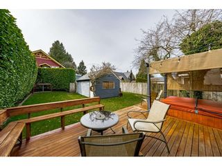 """Photo 35: 524 SECOND Street in New Westminster: Queens Park House for sale in """"QUEENS PARK"""" : MLS®# R2575575"""