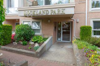 Photo 2: 104 1014 Rockland Ave in Victoria: Vi Rockland Condo for sale : MLS®# 869806