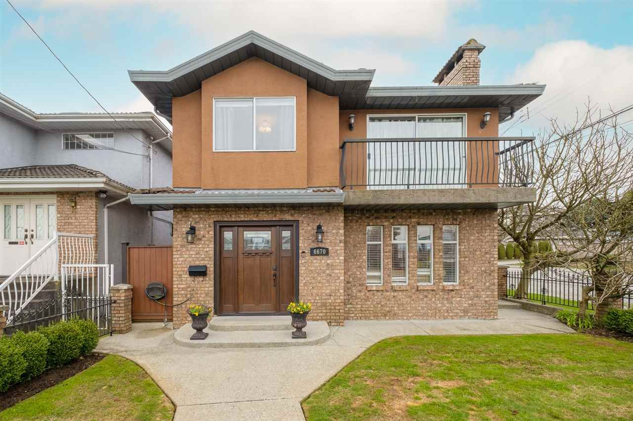 Main Photo: 6670 UNION Street in Burnaby: Sperling-Duthie House for sale (Burnaby North)  : MLS®# R2560462