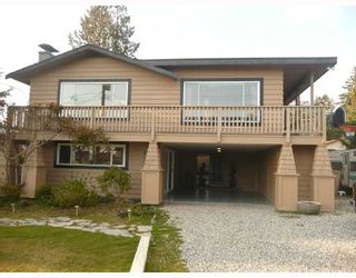 "Photo 1: 6462 SAMRON Road in Sechelt: Sechelt District House for sale in ""WEST SECHELT"" (Sunshine Coast)  : MLS®# V707557"