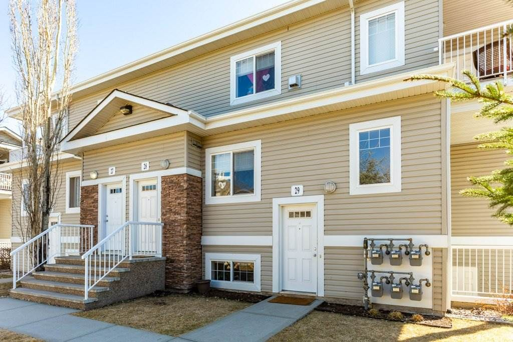 Main Photo: 29C 79 BELLEROSE Drive: St. Albert Carriage for sale : MLS®# E4238684
