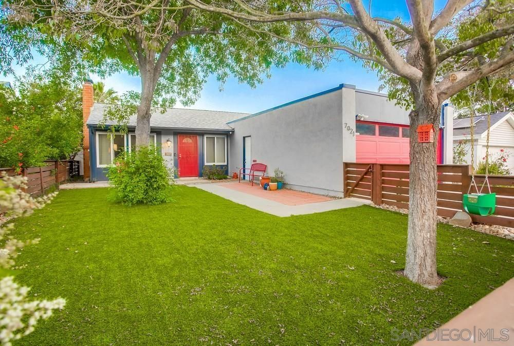 Main Photo: SAN CARLOS House for sale : 3 bedrooms : 7021 Barker Way in San Diego
