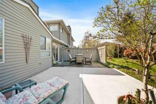 """Photo 28: 16 6320 48A Avenue in Delta: Holly Townhouse for sale in """"""""GARDEN ESTATES"""""""" (Ladner)  : MLS®# R2568766"""