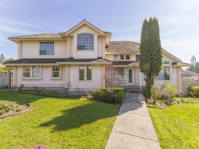 """Main Photo: 7952 144 Street in Surrey: Bear Creek Green Timbers House for sale in """"BRITISH MANOR"""" : MLS®# R2049712"""