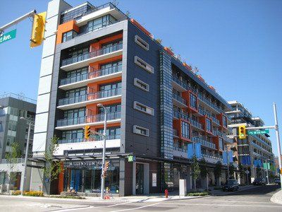 Main Photo: 804 123 W 1ST AVENUE in Vancouver: False Creek Condo for sale (Vancouver West)  : MLS®# V973429