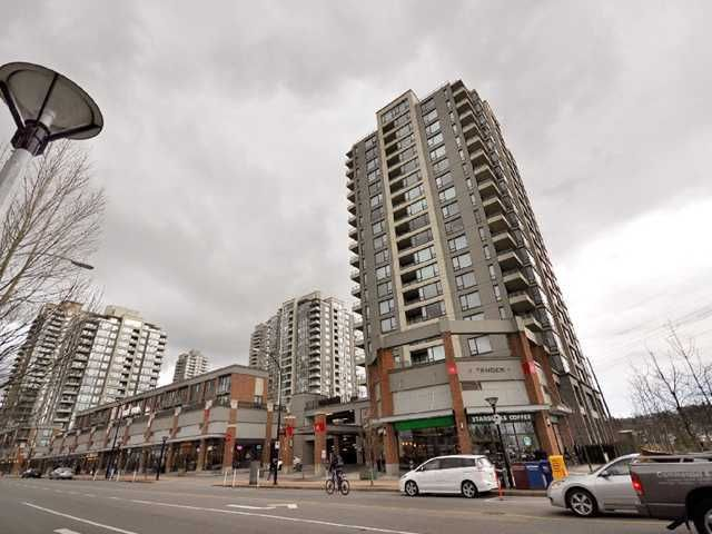 """Main Photo: 703 4118 DAWSON Street in Burnaby: Brentwood Park Condo for sale in """"TANDEM"""" (Burnaby North)  : MLS®# V950163"""